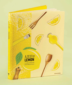 V2 2021-Lemon cookbook cover print