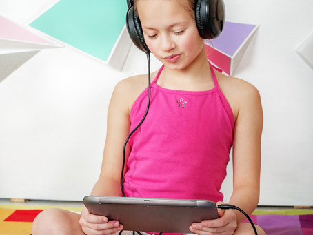 Technology to Support Kids with Dyslexia