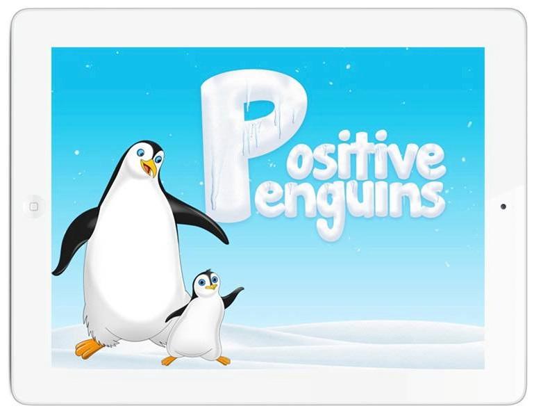 Positive Penguins App