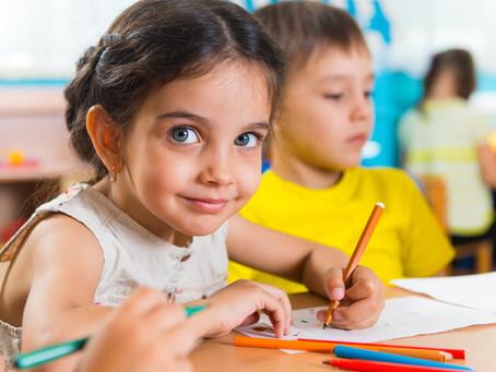 A Parent's Guide for Kindergarten