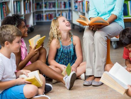 Top 3 Ways to Build Reading Fluency
