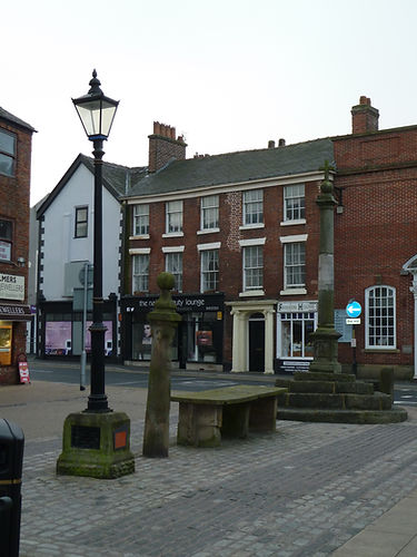 Market Cross and Stocks, Poulton le Fylde