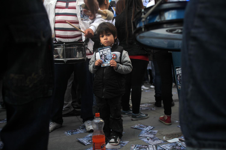 El pequeño militante