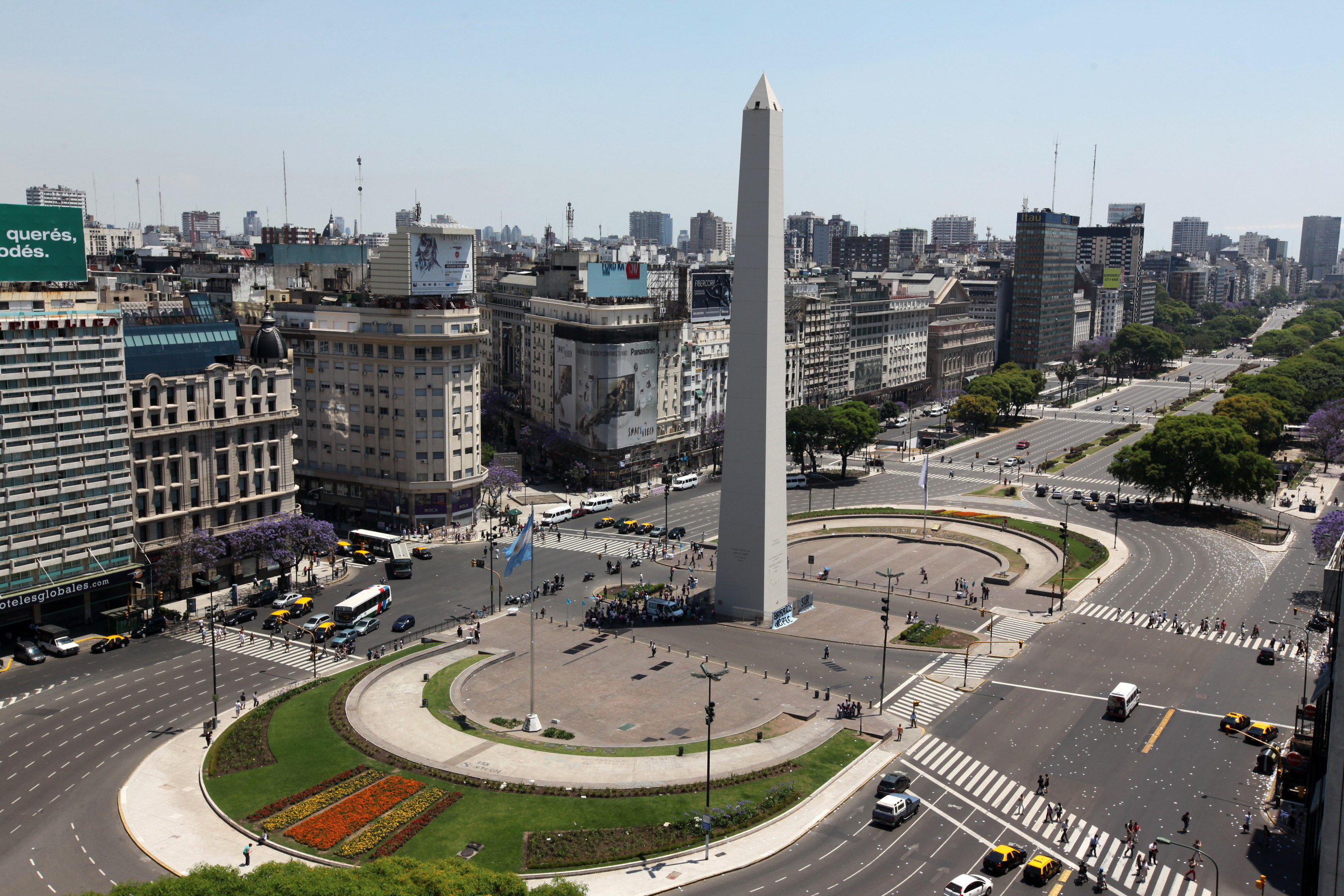 Flickr - 20N en el Obelisco