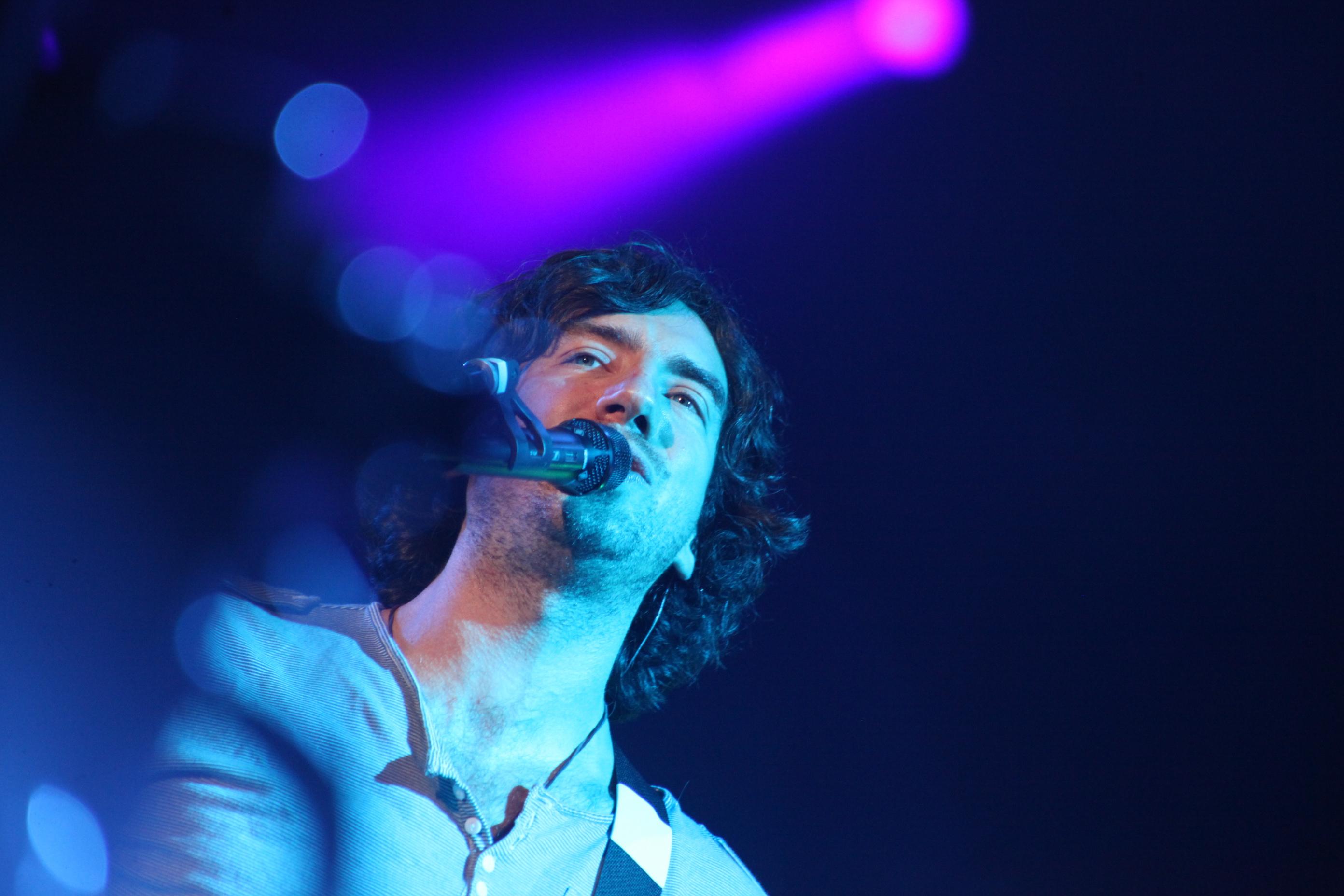 Gary Lightbody en Buenos Aires