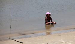 Flickr - Una niña y el calor