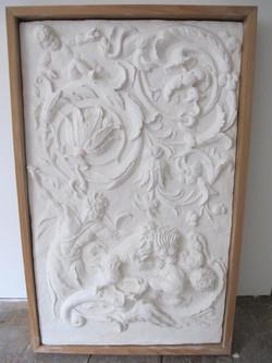 Acanthus Relief