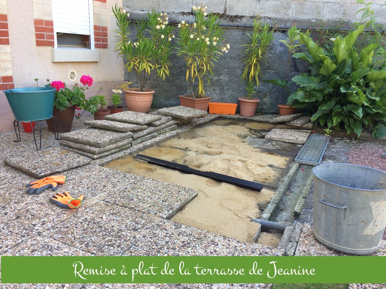 Jeanine terrasse