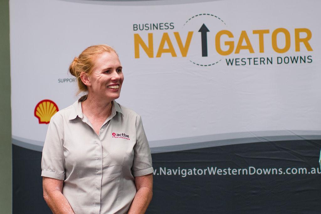 Annie Cusack, Winner Best Business Growth Idea