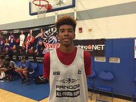 Jalen Green, Darren Jones HoopsByUgland choice for top freshman, sophomore at Pangos Frosh/Soph Camp