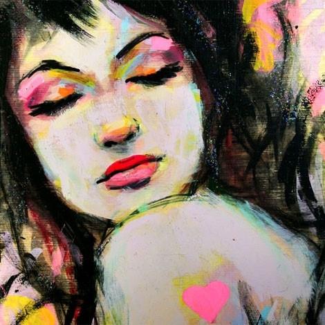 Resultado de imagem para mulher pintura