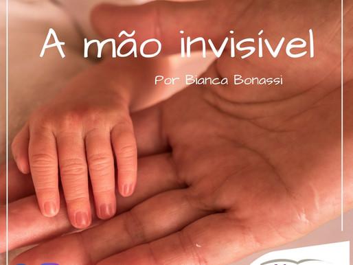 A mão invisível. por Bianca Bonassi Ribeiro