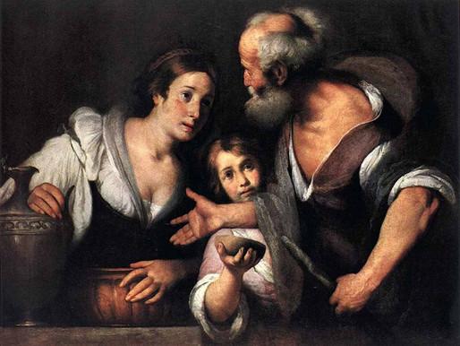 O filho da viúva. por Bianca Bonassi Ribeiro