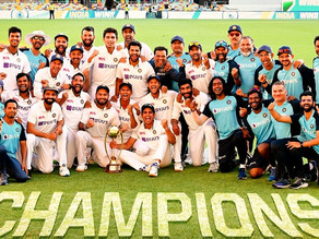 Rookie XI: How the Inexperienced Indian squad made it big in Australia