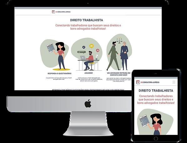 Site - AB Consultoria