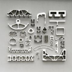 Aluminium profiel, sections,