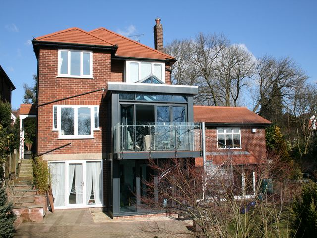 Rear Extension Bury