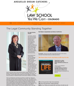 Law School Yes We Can Website