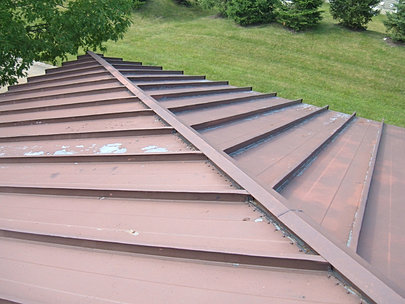 Architectural Metal Roof