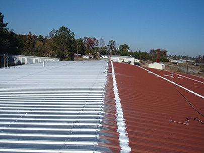 Aluminum Roof Coating