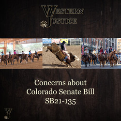 CO Traveling Animal Act Bill