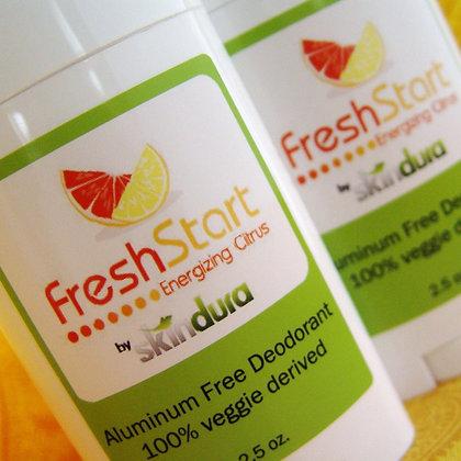 Fresh Start Deodorant Energizing Citrus
