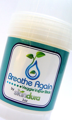 1 oz. Breathe Again Veggie Vapor Balm