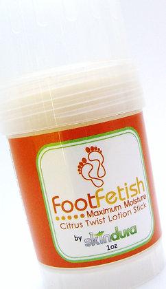 1 oz. Foot Fetish Maximum Moisture Lotion Stick
