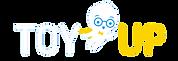 ToyUp logo and mascot