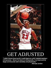 Michael Jordan Chiropractic