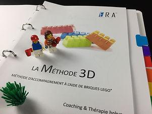La Méthode 3D - méthode 3d - coaching brique lego®