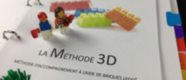 Coacher avec les briques lego
