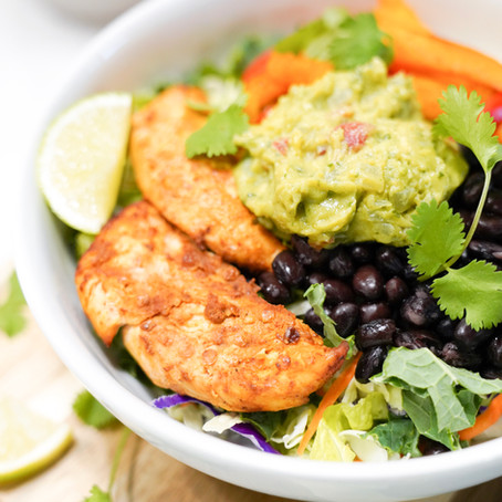 CHILE LIME CHICKEN SALAD