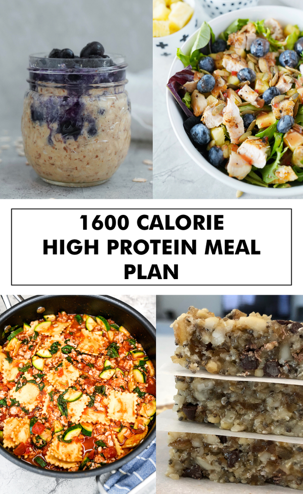 1600 calorie vanderbilt diet low protein