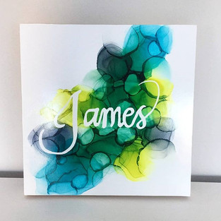 James Custom Artwork