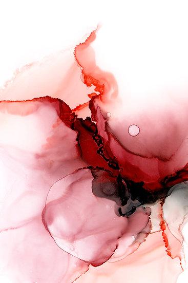Flame II - Fine Art Print