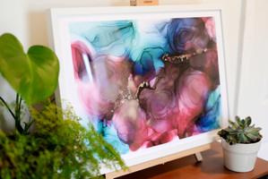 Exotica I Framed Print