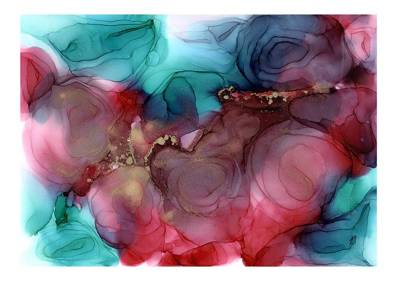 Exotica I - Fine Art Print