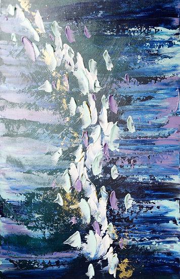 Gypsy - Original Artwork - 45x30cm