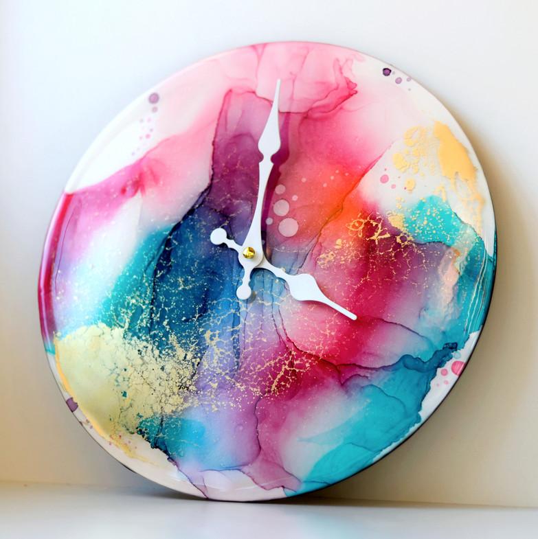 Ascend Clock