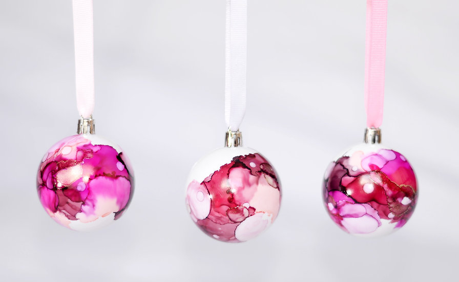 PREORDER Christmas Baubles