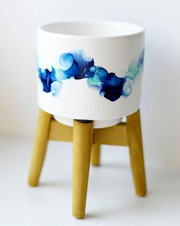 Minty Plant Pot