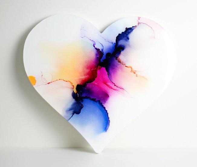 Love is Love - Original Heartwork