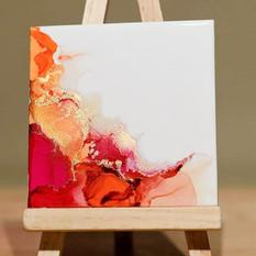 Flame Series Mini Artwork