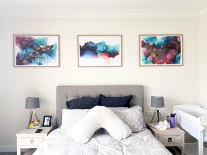 Dreamscape, Exotica I and II Print Set