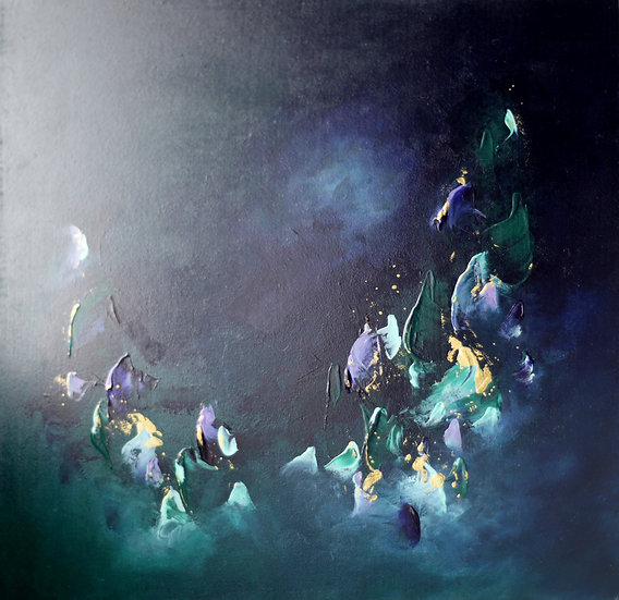 Elixir - Original Artwork - 40x40cm