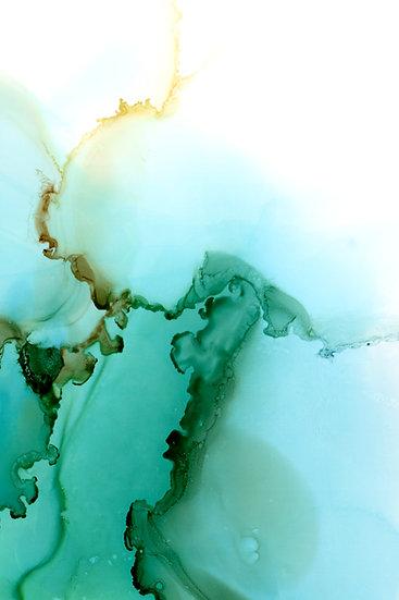Emerald III - Fine Art Print
