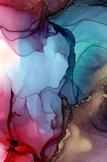 Smoke I - Fine Art Print