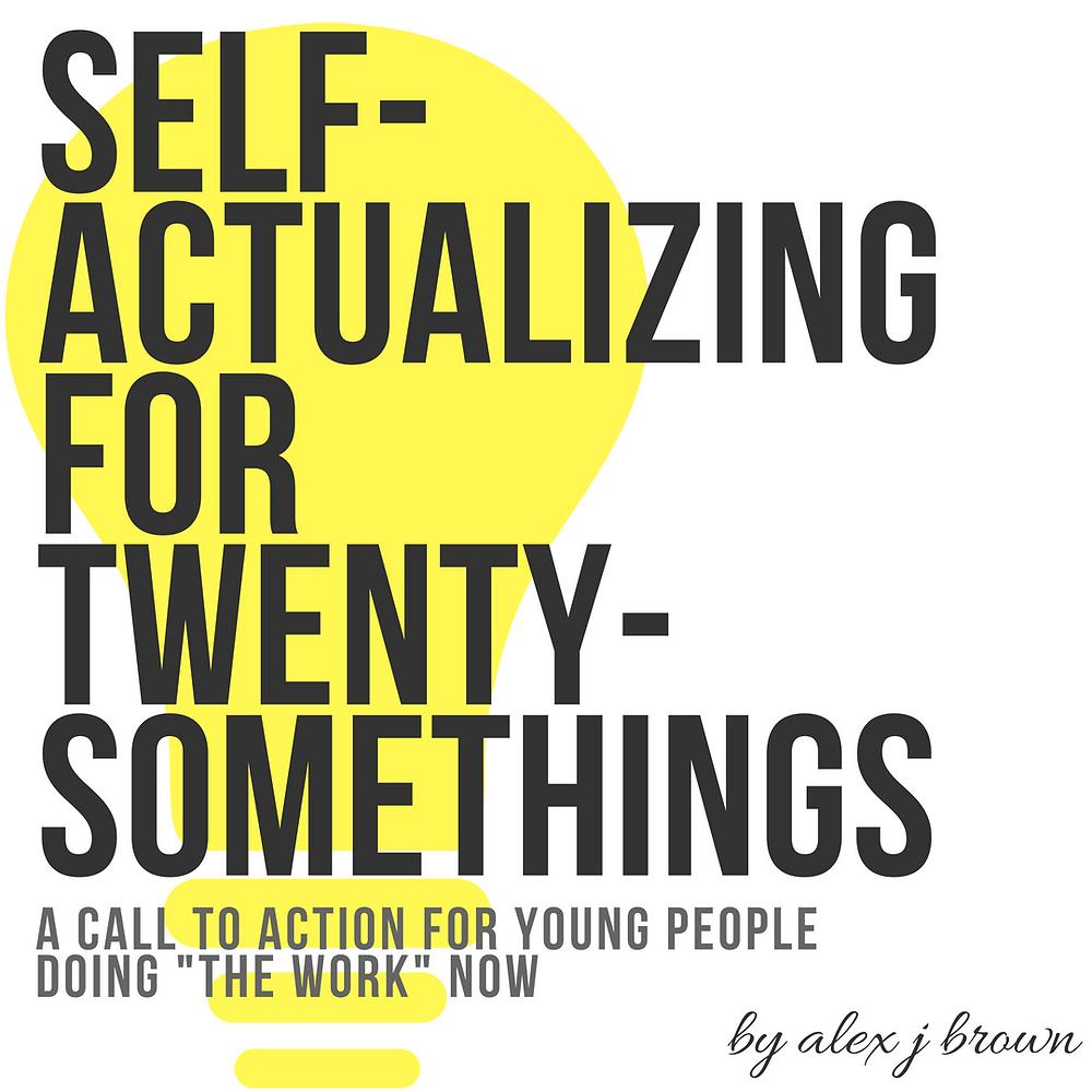 Self Actualizing For Twenty Somethings Logo