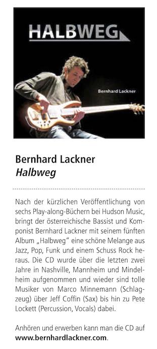 Bassquarterly Magazine